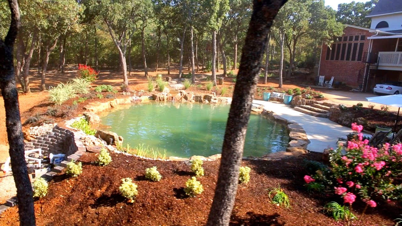 Time lapse english garden pool youtube for Garden city pool jobs