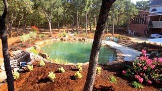 Time Lapse: English Garden Pool