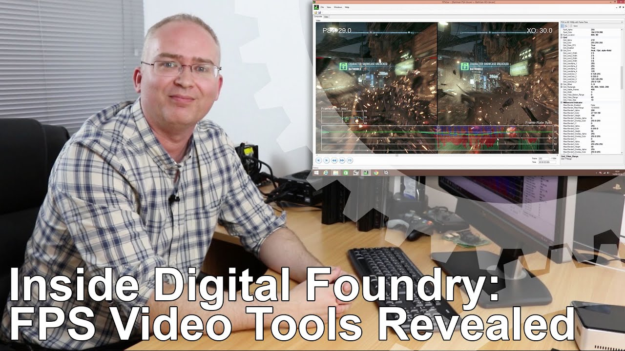 Inside Digital Foundry: How We Measure Console Frame-Rate - YouTube