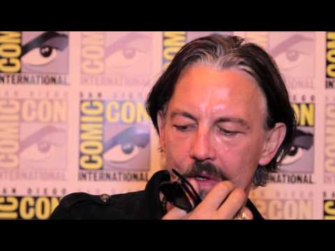 Sons of Anarchy: Tommy Flanagan aka Chibs  Season 5