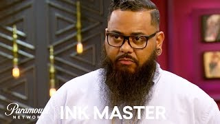 Winning Over Two Canvases At Once - Ink Master: Redemption, Season 2