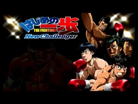 Hajime No Ippo New Challenger Opening Full