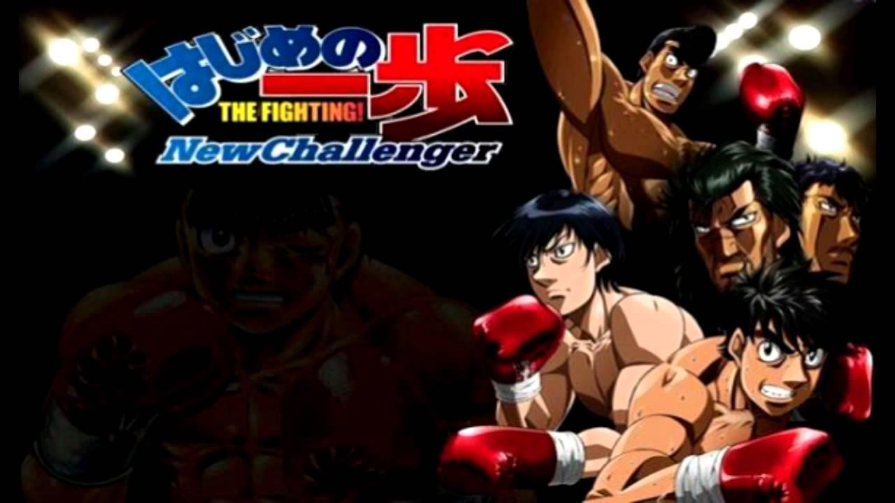 Hajime No Ippo New Challenger Opening Full - YouTube