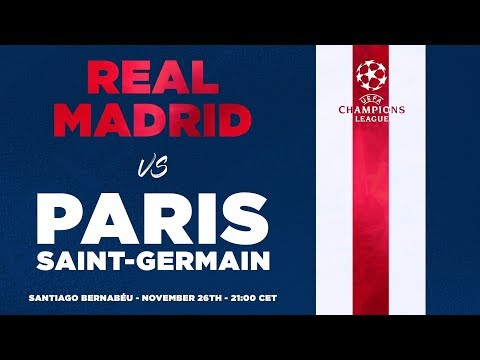 TEASER : REAL MADRID Vs PARIS SAINT-GERMAIN