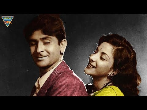 Raj Kapoor - Nargis | Best Love Song | Barsaat | Lata Mangeshkar
