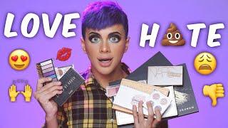 Makeup Purge: Eyeshadows | Gabriel Zamora