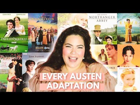 I Ranked EVERY Jane Austen Adaptation