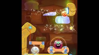 Cut the Rope Magic: Ancient Library Level 5-22 3 Stars