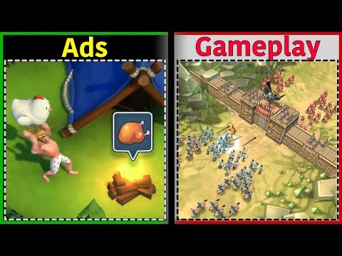 Lords Mobile | Is It Like The Ads? | Gameplay