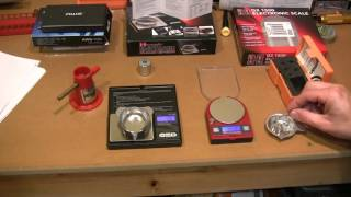 Hornady G2-1500 review and comparison to GS-1500 scale