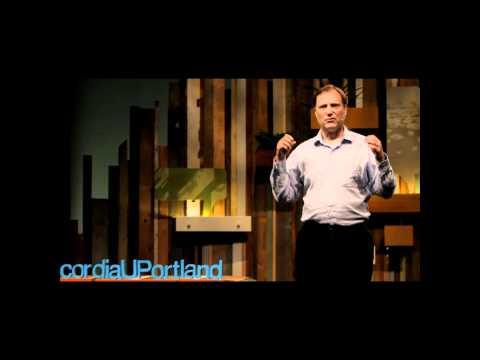 "TEDxConcordiaUPortland - Jeff Mapes - ""Moving Around the City"""