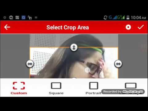 Crop Video aby Android