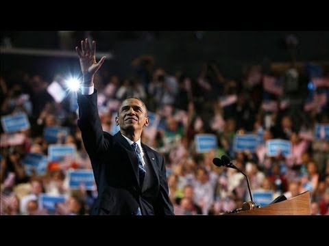 DNC Introduces Obama with Highlight Video