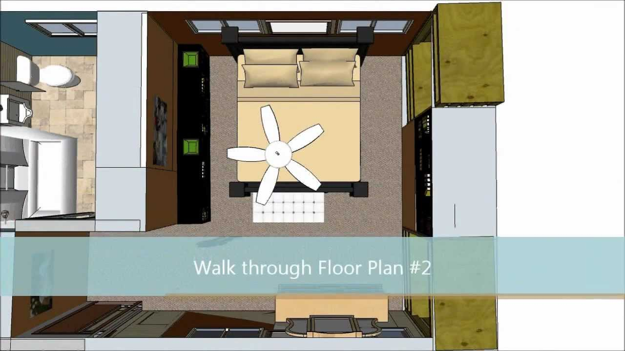 Master Bedroom Plans master bedroom floor plans - youtube