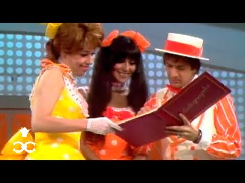 Sonny & Cher, Carol Burnett, Nanette Fabray - Take Me Along (Live on The Carol Burnett Show, 1967)