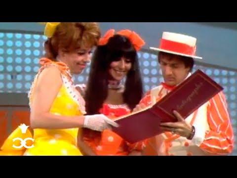 Sonny & Cher, Carol Burnett, Nanette Fabray  Take Me Along Live on The Carol Burnett , 1967