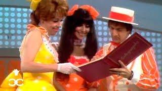 Sonny & Cher, Carol Burnett, Nanette Fabray - Take Me Along (Live on The Carol Burnett Show, 1967)