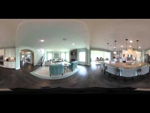 Ryan Homes Bentley Park MD 360 VR- The Torino model home