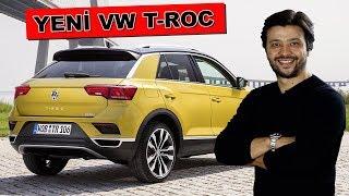 VW T-Roc - Bilmeniz gerekenler! Video