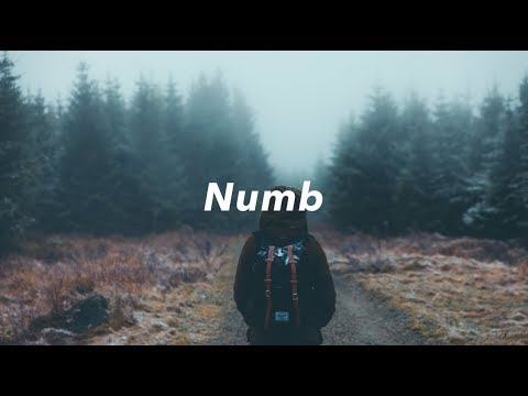Numb - Letch x Bech (Lyric Video)
