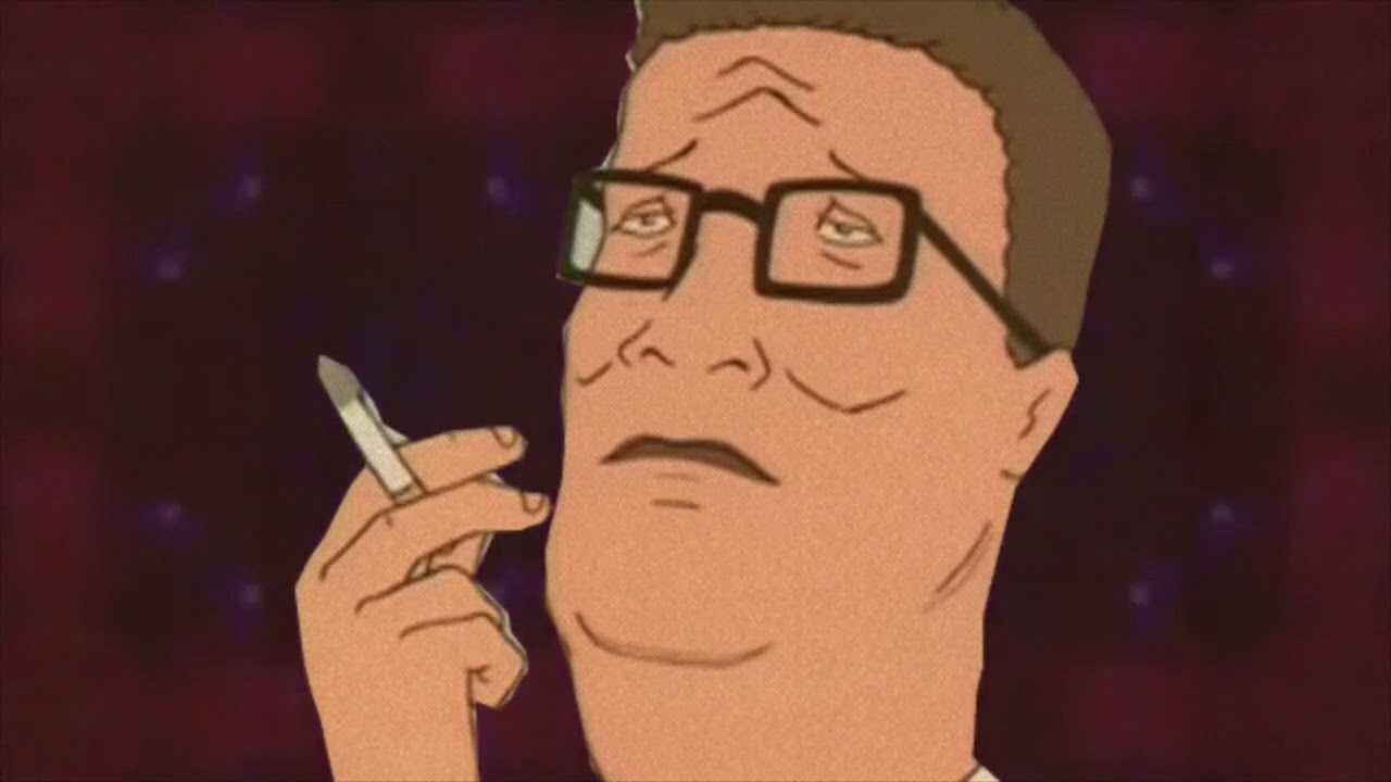 Hank Hill and the Football Mythos of King Of The Hill ...  Hank Hill High