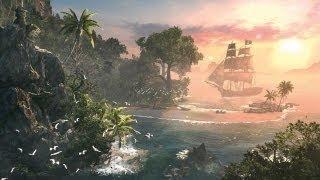Assassin's Creed 4: Black Flag (Черный флаг) — Морские исследования | ГЕЙМПЛЕЙ