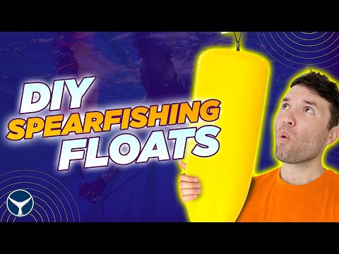 DIY SPEARFISHING FLOATS | Learn How To Build A Spearfishing Float For Landing Huge Fish