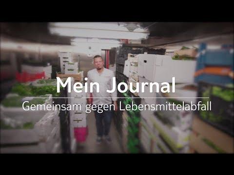 Mein Journal - Gemeinsam gegen Lebensmittelabfall