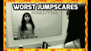 TRY NOT TO GET SCARED Challenge (IMPOSSIBLE)