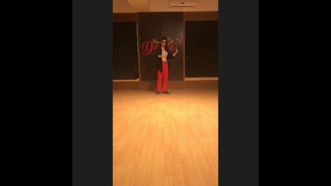 Download CRAZY KIYA RE | VARTIKA JHA DANCE COVER | DANCE +4 | HOUSE OF DANCE