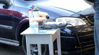 видео Абразивная полировка кузова