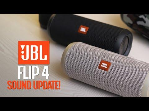 JBL Flip 4 Firmware UPDATE 3.9 - Sound Test
