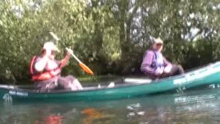 CanoeMan Weekend Trip Norfolk
