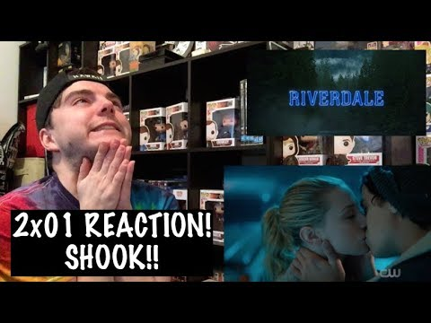 RIVERDALE - 2x01 'A KISS BEFORE DYING' REACTION