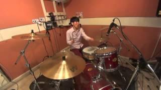 Drum Cover-さわやか会社員(相対性理論)
