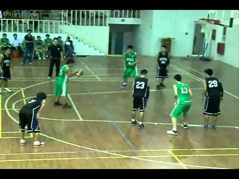 Chung kết giải trẻ 2010 - HDragons vs Bsags 2