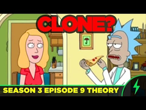 Rick and Morty THEORY - IS BETH A CLONE? (ABC's of Beth ENDING EXPLAINED)