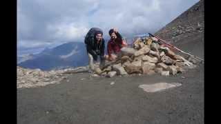 Tour du Mont Blanc - Stopmotion
