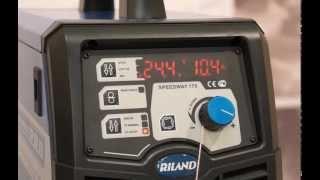 Универсальный боец Aurora Speedway 175(Группа компаний «AURORA» - с гордостью представляет флагман начальной линейки -- полуавтоматический инверторн..., 2013-06-27T13:02:14.000Z)