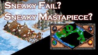 Sneaky Fail or Sneaky Mastapiece?