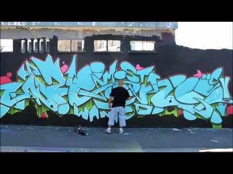 WEENO Graffiti - Wild style