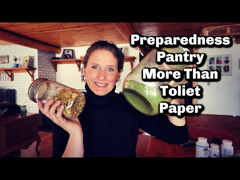 Preparedness Pantry | Something More to Consider