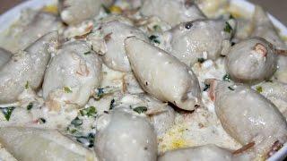Кальмары фаршированные рисом. Кальмары с рисом и овощами. Морепродукты. Моя Dolce vita