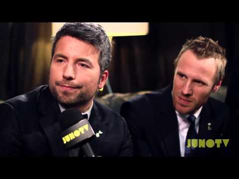 The Tenors Interview (2013) Presented by JUNO TV's 'EXTRAS'