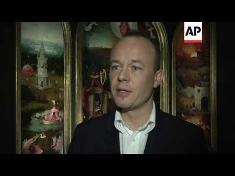 Surviving work of Dutch artist Bosch goes home