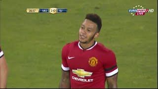 Memphis Depay Vs San Jose Earthquakes • Friendly Match • 720p HD