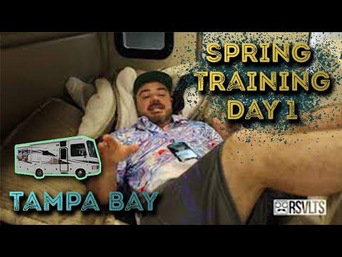 Jomboy Media Spring Training Tour   Day 1 VLOG