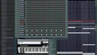 Instrumental for Christmas Piano #52 FL Studio (Download)