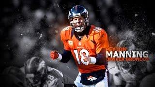 Peyton Manning: The Comeback