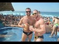 http://www.gaypv.mx Mantamar Beef Dip Pool Party 2017